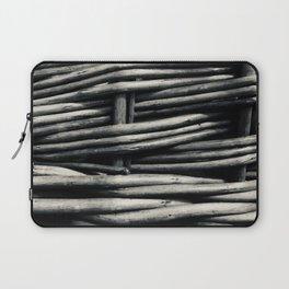 noir basket Laptop Sleeve