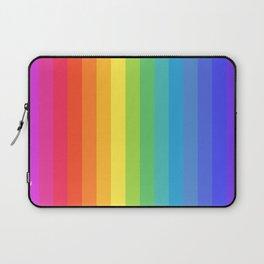Solid Rainbow Laptop Sleeve