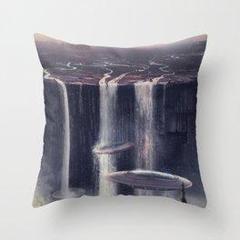 wash&go Throw Pillow