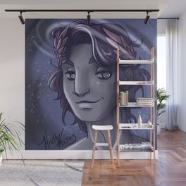 Hypnos God of Sleep Wall Mural
