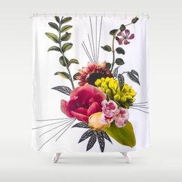 Arrangement Shower Curtain