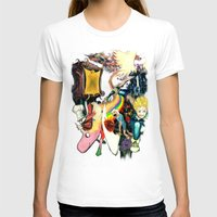final fantasy T-shirts featuring Final Adventure Fantasy Time! by Noel Castillo