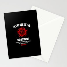 Winchester Brothers Stationery Cards