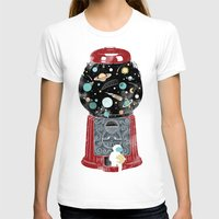 gumball T-shirts featuring My childhood universe by I Love Doodle