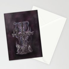 Shadow Gate Stationery Cards