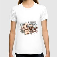 racing T-shirts featuring Racing Team by Tshirt-Factory