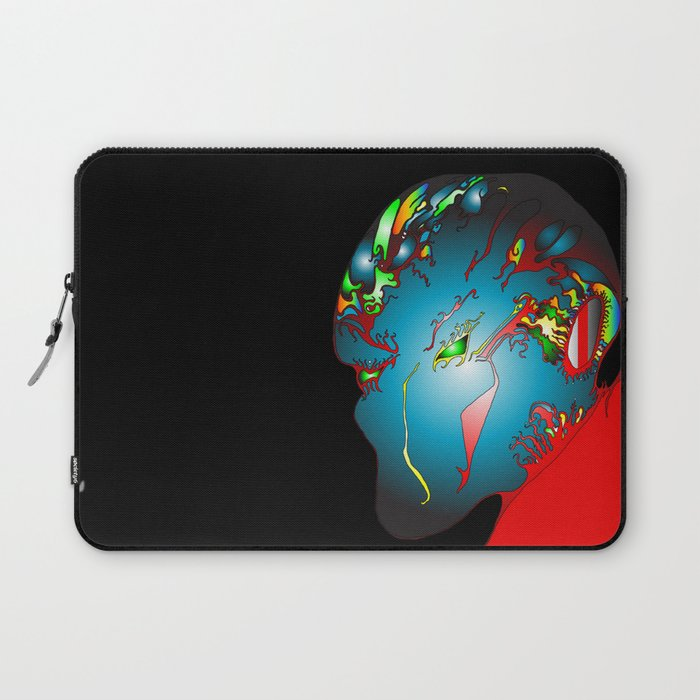 The Spook Laptop Sleeve