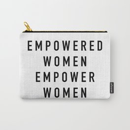 Empowered Women Carry-All Pouch