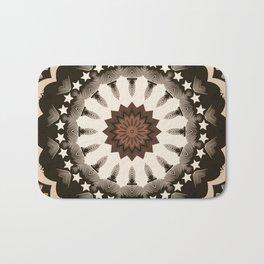 Ouija Wheel of Stars - Beyond the Veil Bath Mat