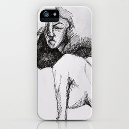 CARMEN 4 iPhone Case