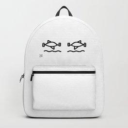 wild eyes Backpack