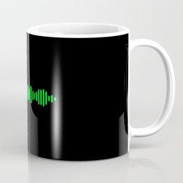Black Spotify Coffee Mug