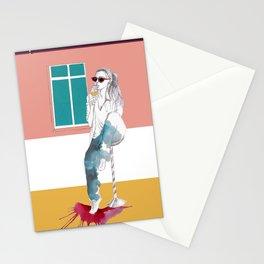 ORANGEJUICE Stationery Cards