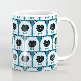 Dapper Spring Sheep Coffee Mug