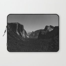 Tunnel View, Yosemite National Park IV Laptop Sleeve