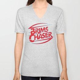 Chasing The Brim Unisex V-Neck