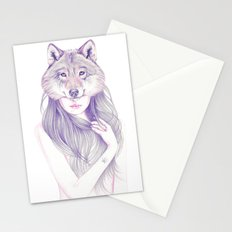 Wolfheart Stationery Cards