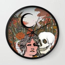 Delirium Tremens Wall Clock