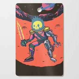 Space Pirate Cutting Board
