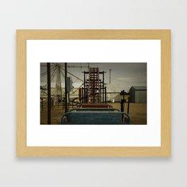 The Devil's Playground Framed Art Print