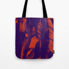 Exotic Duotone Tote Bag