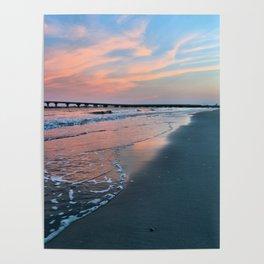 Shore Colors Poster