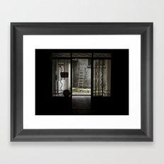 Escapism (III) Framed Art Print