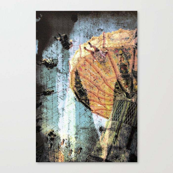 """Carnivale"" Canvas Print"