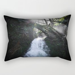 To the Ends of the Earth Rectangular Pillow