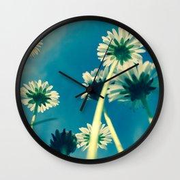Freedom of summer Wall Clock