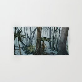 NZ Woodland Hand & Bath Towel