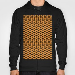 Jack O Lantern And Skull Pattern Print Diy Crafts Svg Files For Cricut, Silhouette Sublimation Files Hoody