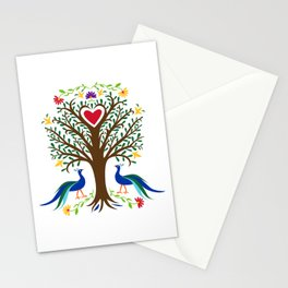 Love Grows Here Stationery Cards