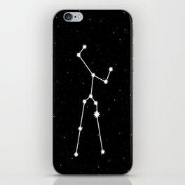 Taurus Astrology Star Sign Night Sky iPhone Skin