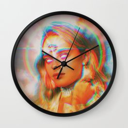 The Enlighten Wall Clock
