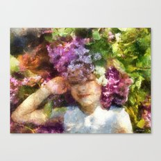 dreams about spring Canvas Print