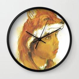 Lost Boy  Wall Clock