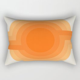 Sunspot -  Creamsicle Rectangular Pillow