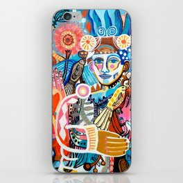 High Spirited iPhone Skin