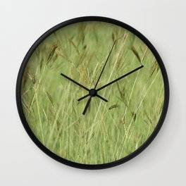 Pattern #9 Wall Clock