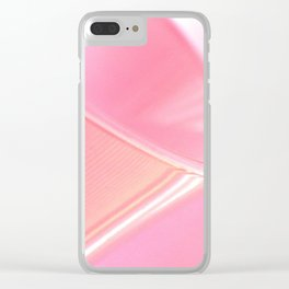 triangle Clear iPhone Case