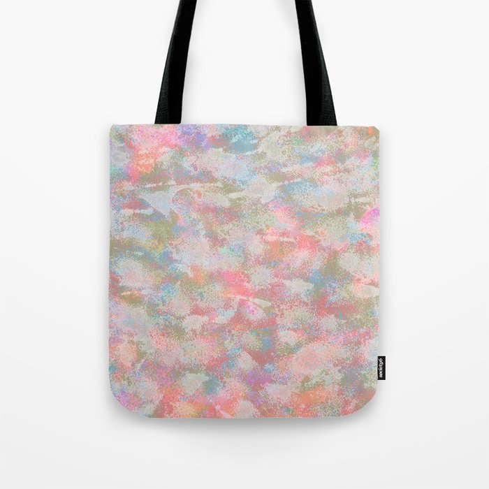 Peaceful Flight Tote Bag