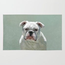 BILL the Bulldog Rug
