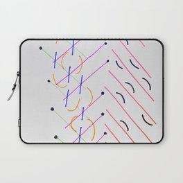 Claudette at play Laptop Sleeve