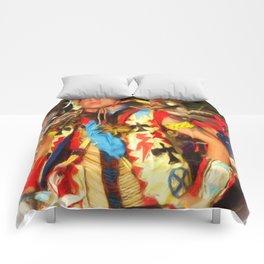 Dancer 2 Comforters