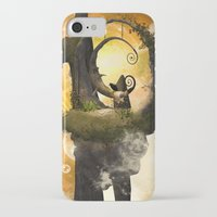 wonderland iPhone & iPod Cases featuring Wonderland  by nicky2342