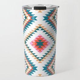 Aztec Rug 2 Travel Mug