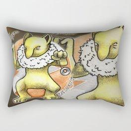 97 - Hypno Rectangular Pillow