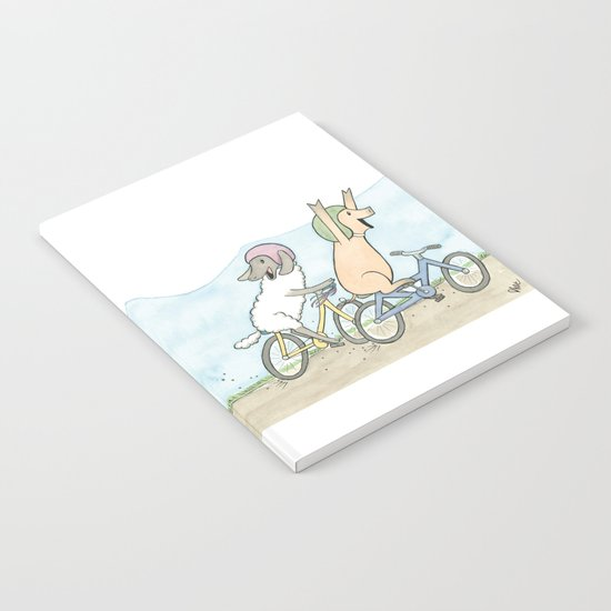 Lily's Training Wheels Notebook