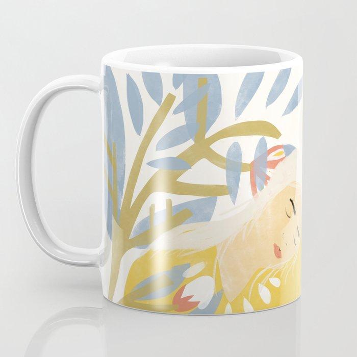 Botanical Girls Coffee Mug